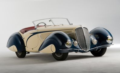 Classic car, Delahaye