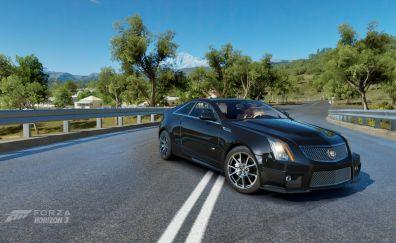 Cadillac, car, Forza Horizon 3, video game