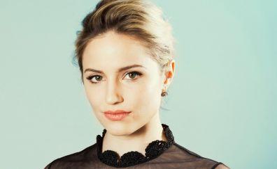 Dianna Agron, celebrity, face