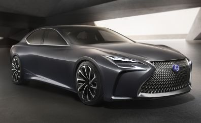 Lexus LF-FC Concept car