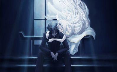 Anime, couple, Fate/Zero