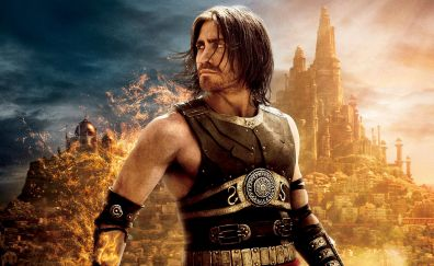 Prince of Persia: The Sands of Time, 2010 movie, Jake Gyllenhaal, actor
