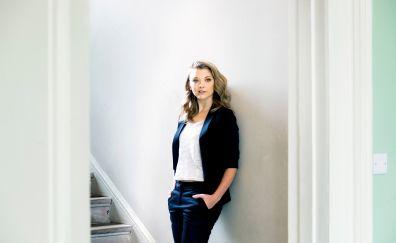 Natalie dormer, telegraph, 2017, 4k