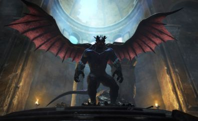 Dragon's Dogma: Dark Arisen, PS4 Xbox, video game, 4k