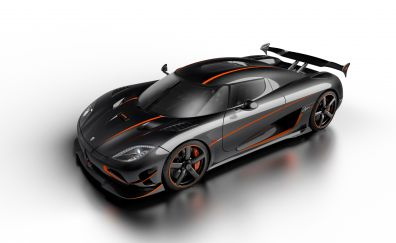 Koenigsegg Agera RS, sports car, 4k