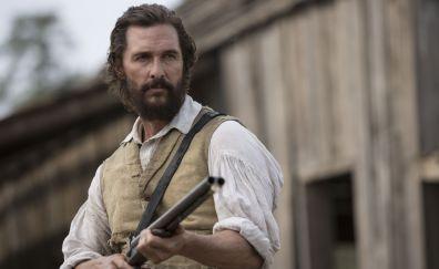 Free State of Jones, 2016 movie, Matthew McConaughey