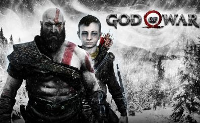 God of war video game, son of kratos