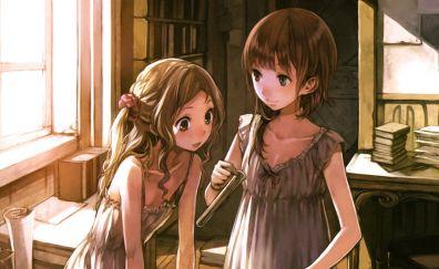 Cordelia von Feuerbach, Rorolina Frixell, Atelier, anime girls