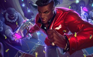 Lucian, league of legends game
