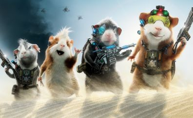 G-Force, 2009 animation movie
