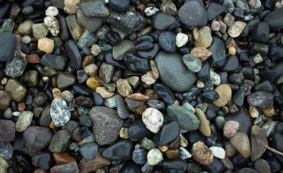 Wet stones, rocks, pebbles, 5k
