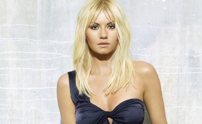 Elisha cuthbert, blonde, actress, 2017