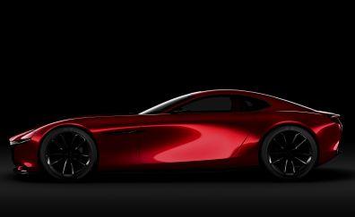 Mazada RX-Vision Concept Car, luxury car