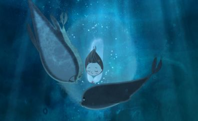 Song of the Sea animation movie, 2014 movie