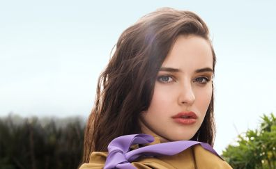 Katherine Langford, celebrity, beautiful face