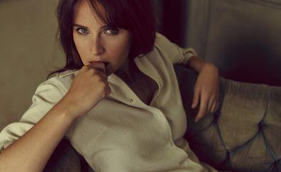 Felicity Jones, Beautiful celebrity