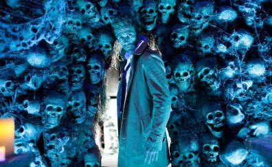 Constantine TV series, skulls