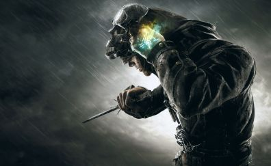 Corvo from dishonored video game