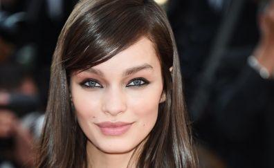 Luma Grothe, Brunette, celebrity