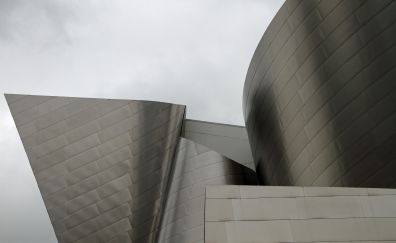 Walt Disney Concert Hall, modern architecture, concert hall