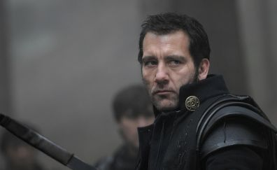 Clive Owen in Last Knights, 2015 movie