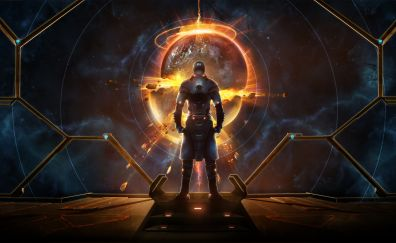 Starpoint Gemini Warlords, video game, space, planet