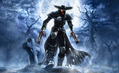 Darkwatch: Curse of the West video game, warrior