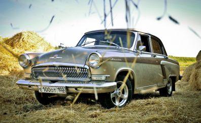 Volga vintage car