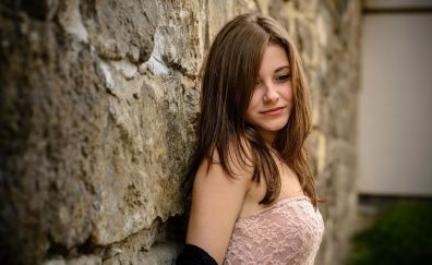 Dana Kareglazaya girl model
