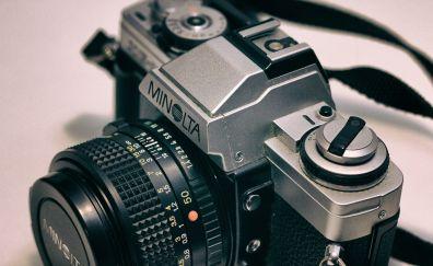 Minolta camera retro