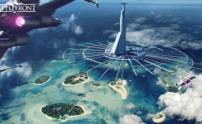Star Wars Battlefront, 2015 video game