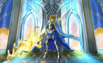 Lancer, Fate/Stay Night, anime girl, fate