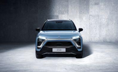 Nio ES8 Electric Suv, car, front, 2018, 4k