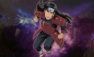 Ninja, anime boy, Hashirama Senju, nartuo