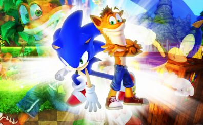 Sonic the Hedgehog, game