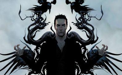 The Dark Tower, Matthew McConaughey, Man in black, artwork
