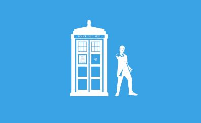Doctor who, tv series, minimal