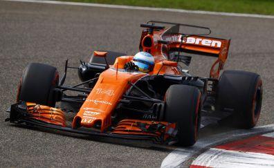 Sports, formula one, Mclaren, sports car, 4k