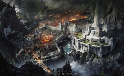 Castle, Middle-earth: Shadow of War