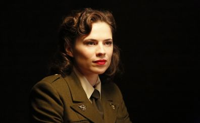Agent carter, Hayley Atwell, marvels agents of shield TV show