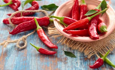 Red pepper, chilly