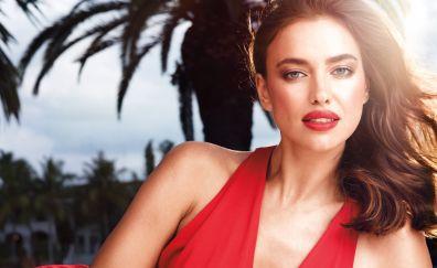 Irina Shayk, Russian supermodel model, celebrity, 4k