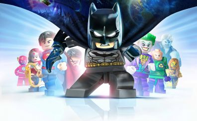Lego Batman 3: Beyond Gotham, video game, 2014 game