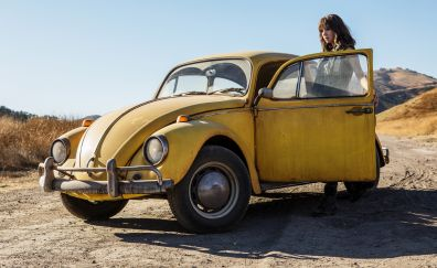 Hailee steinfeld, movie, bumblebee, 2019, 5k