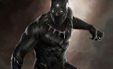 Black panther, superhero