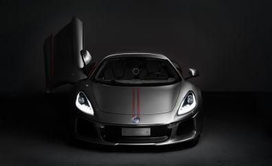 ATS GT, supercar, 2017, front