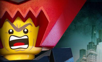 The Lego movie, 2014 movie, villain