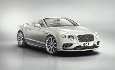 Bentley Continental GT V8 S Convertible, Galene Edition, 2017