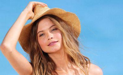 Behati Prinsloo, hot celebrity, hat