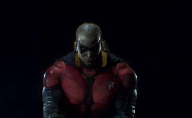 Batman: Arkham Knight, video game, robin